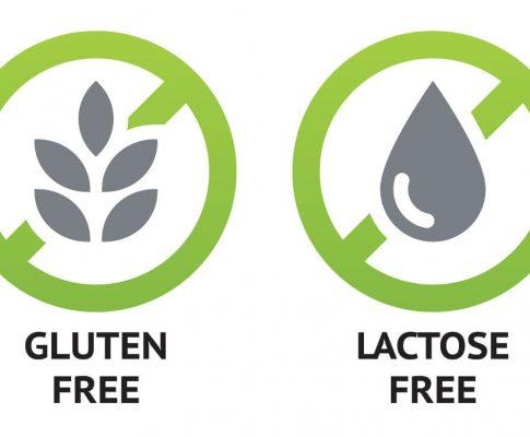 Probiotika bez laktózy a lepku